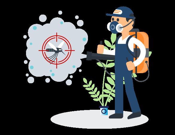Professional Pest Control Botany