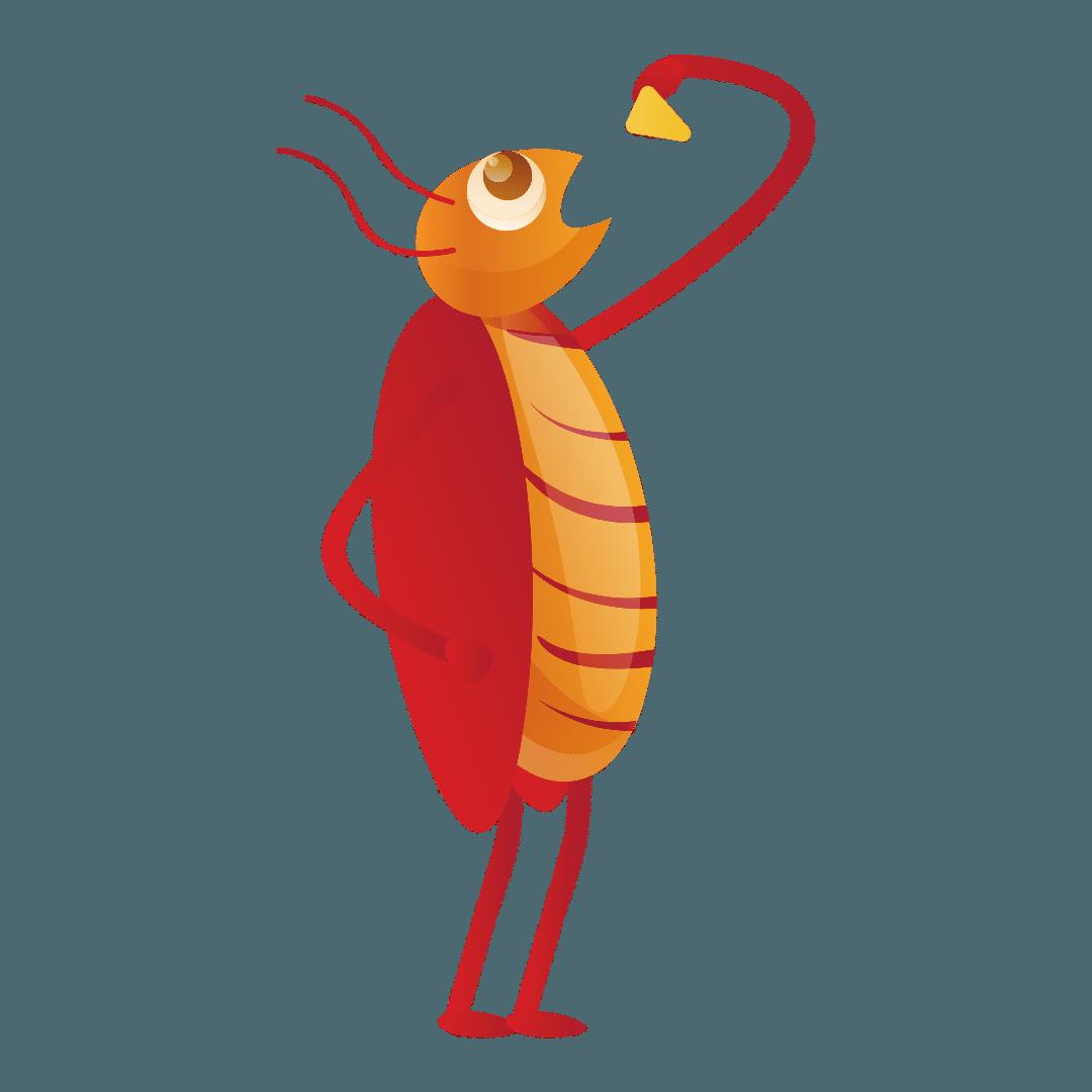 Cockroach Control Botany